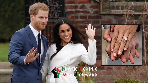 When Prince Harry Met Nubian Queen Meghan Markle